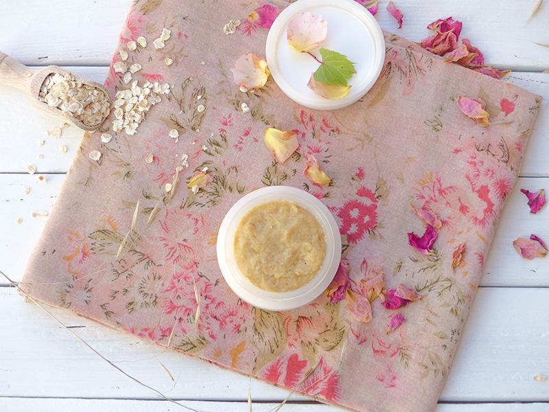 Gommage-pour le corps à l'huile de pépins de raisin