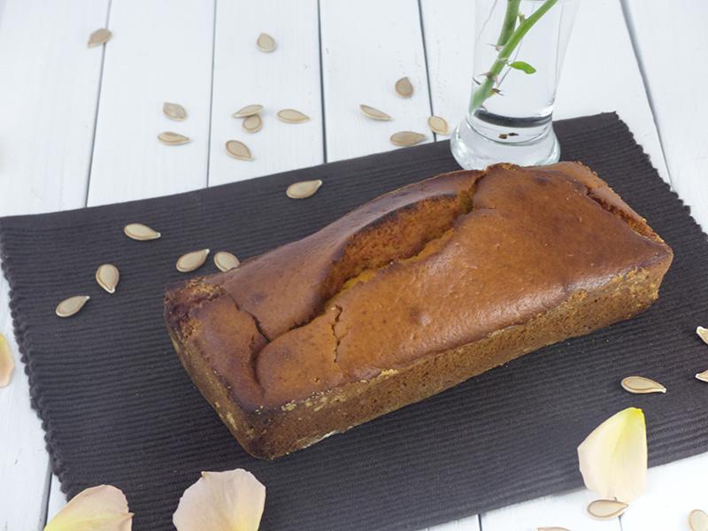 Cake au potiron et au citron une recette automnale - Cake au potiron sucre ...