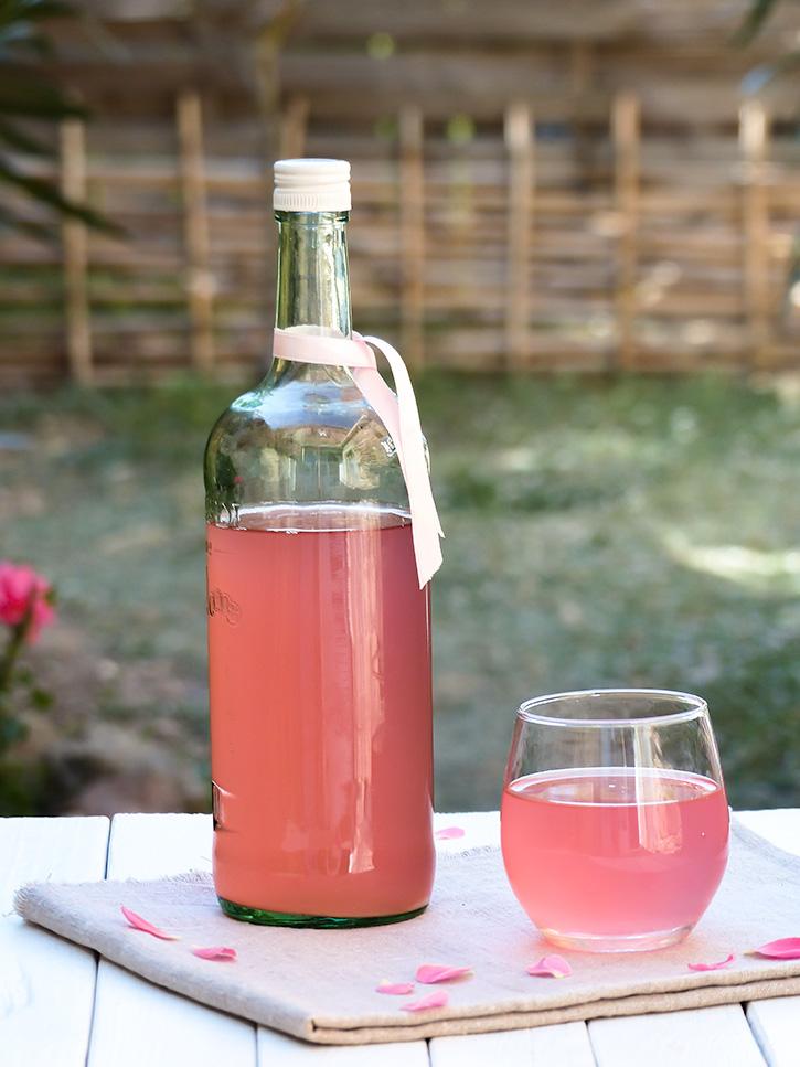 Kéfir de fruits bouteille