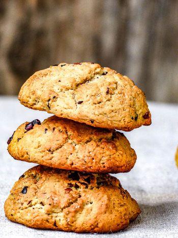 Cookies sans gluten #vegan