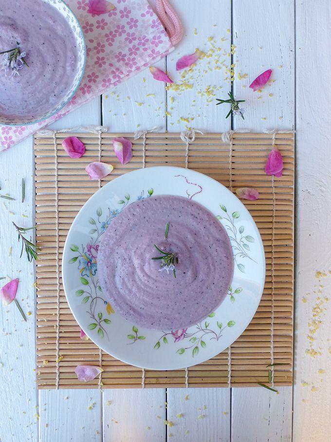Crème de chou fleur