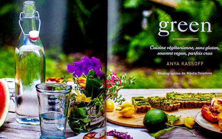 Repas du livre Green
