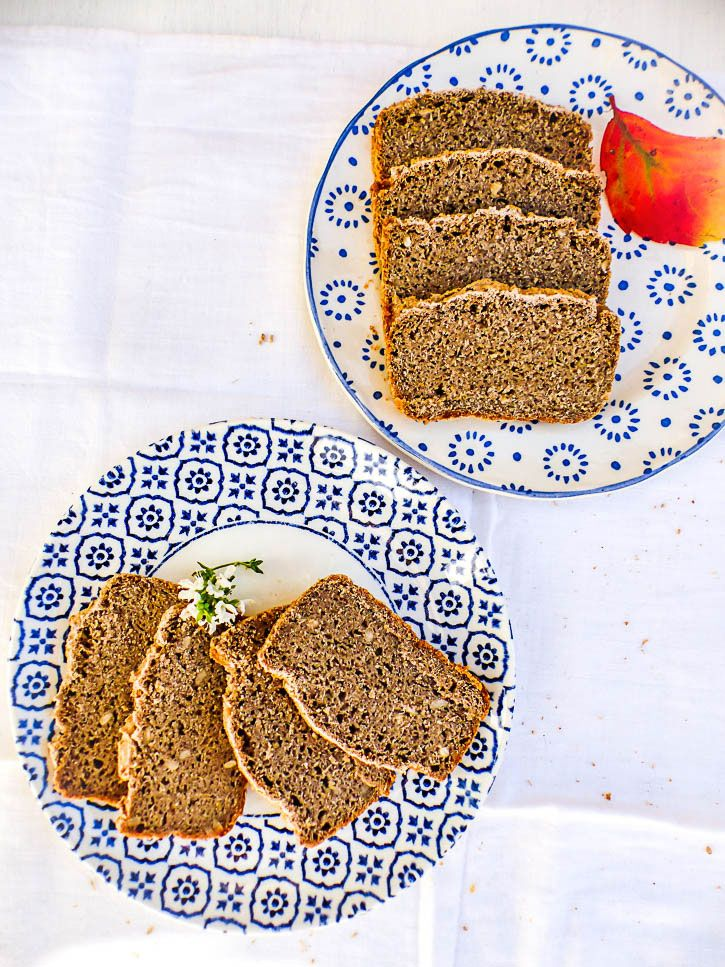 pain sans gluten sarrasin riz