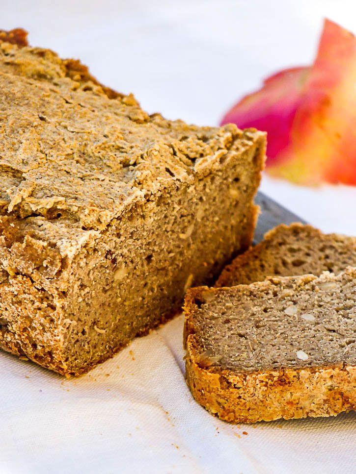 pain sans gluten tournesol