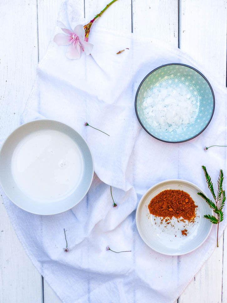 Lait de soja nigari tofu maison
