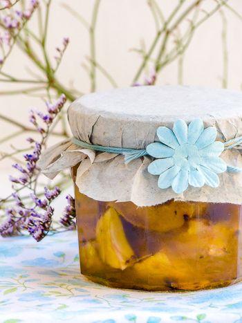 Antipasti de courgettes à l'huile et aromates