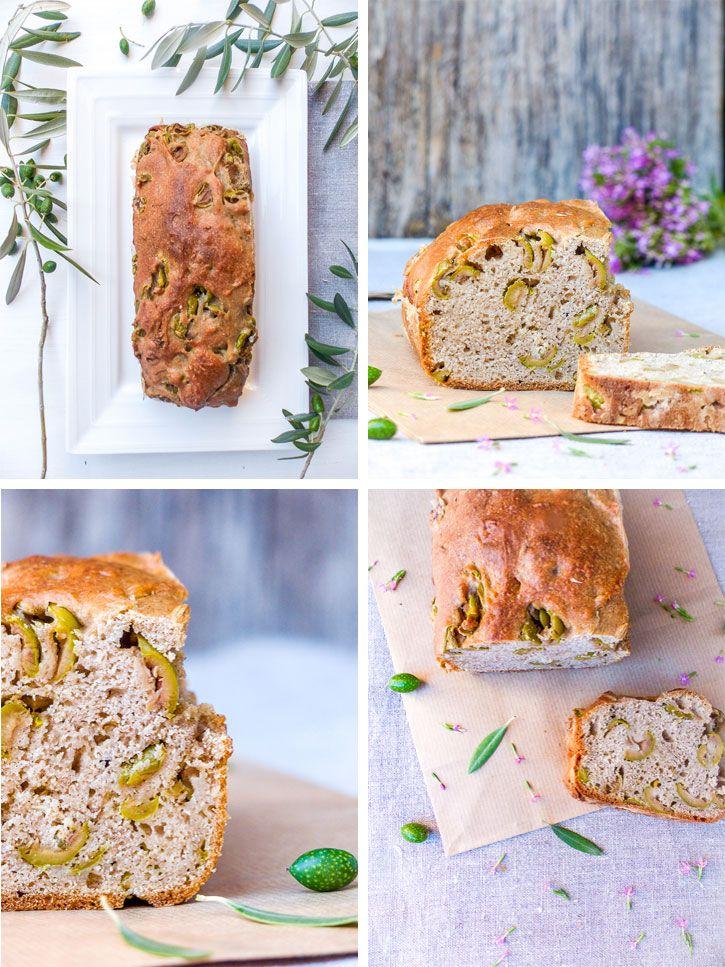 cake aux olives et fenouil